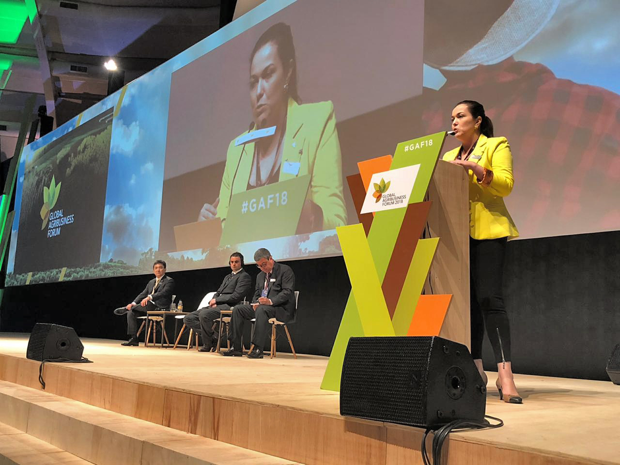 CEO da JR participa do Global Agribusiness Forum